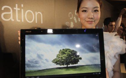Asus Transformer AiO: maxi-tablet Windows 8 (e Android) da 18 pollici
