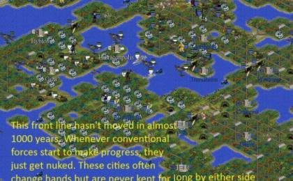 Civilization II come profezia del futuro (orribile) del mondo