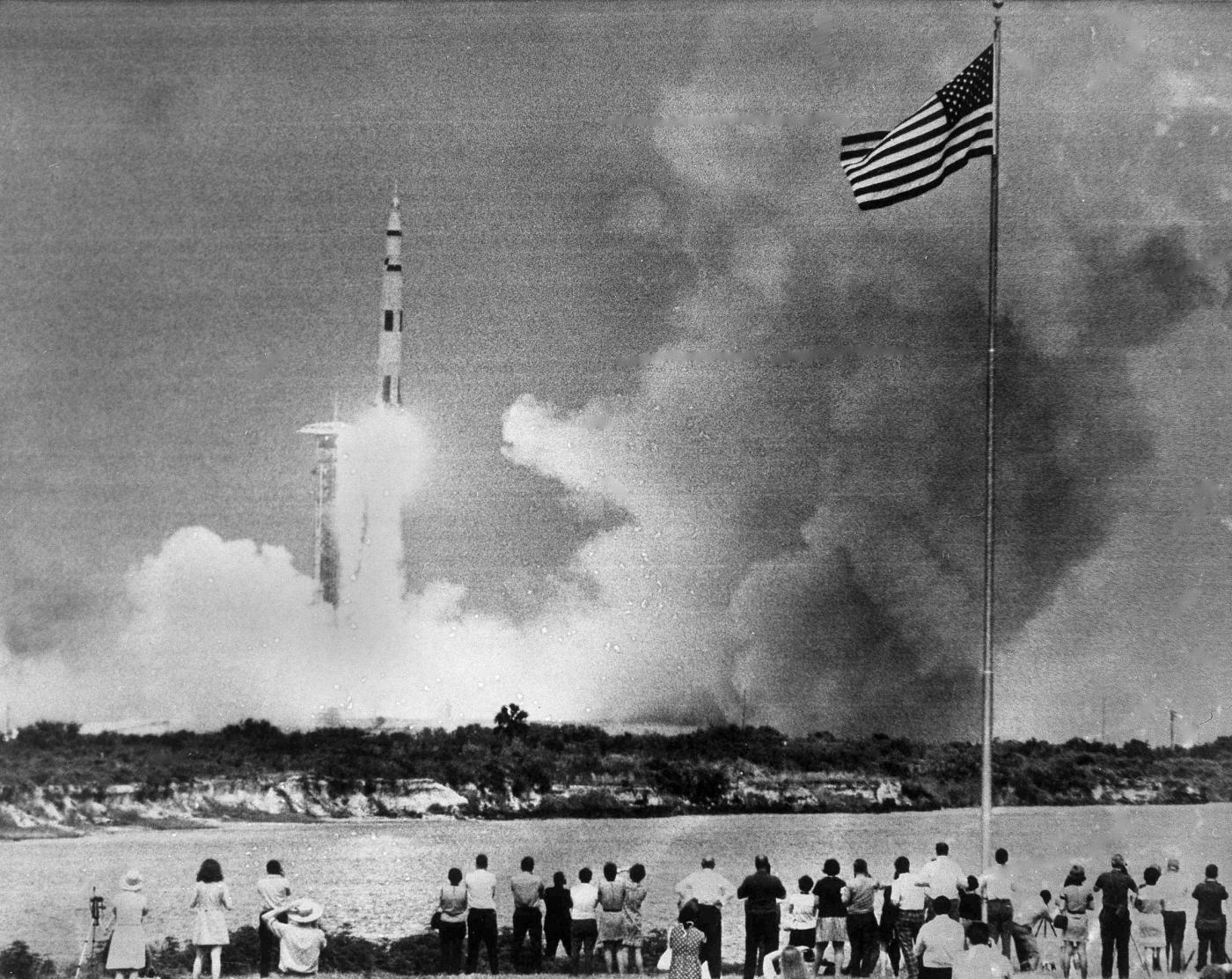 Apollo 11: i computer che portarono l'uomo sulla Luna