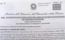 Esami di Maturità 2012: tracce svolte del tema di Italiano, le soluzioni