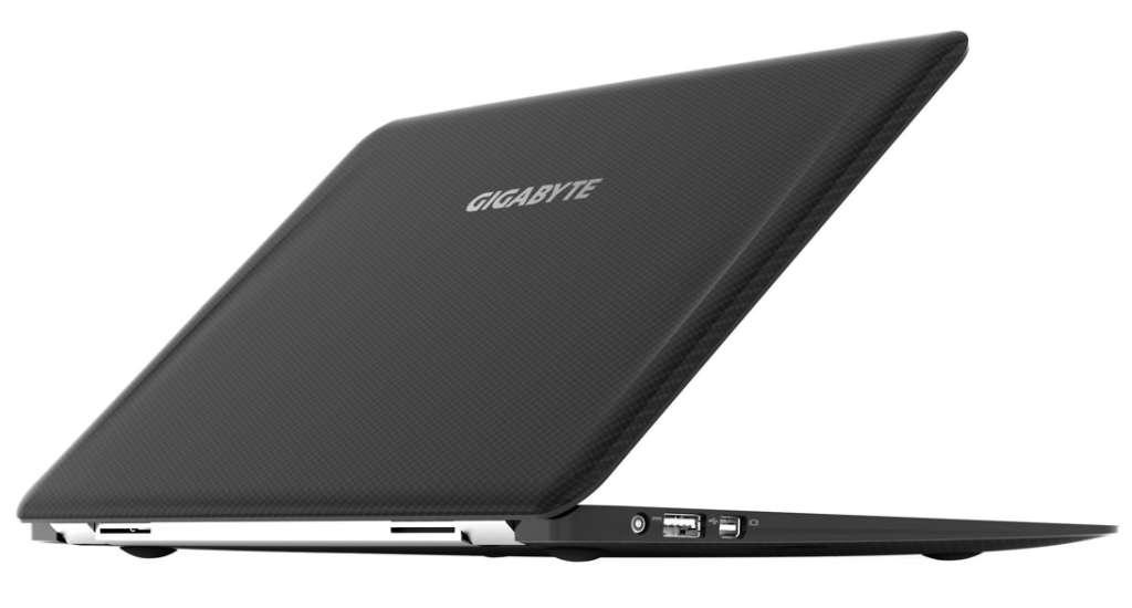 Gigabyte X11, l'Ultrabook più leggero, in fibra di carbonio [FOTO]