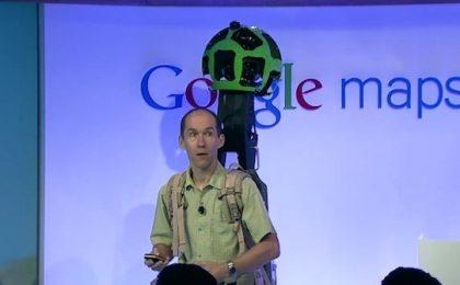 Google Maps anche offline e con mappatura 3D