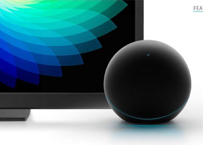 Google Nexus Q, una sfera multimediale per il salotto [FOTO e VIDEO]