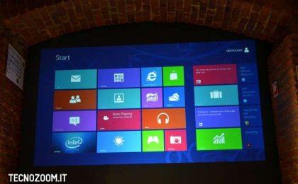 Intel Ultrabook: un futuro all'insegna del touch e di Windows 8 [FOTO e VIDEO]