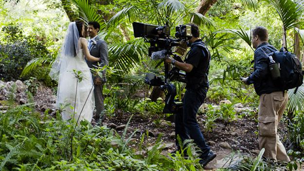 Videocamera RED Epic filma il primo matrimonio in ultra definizione 3D