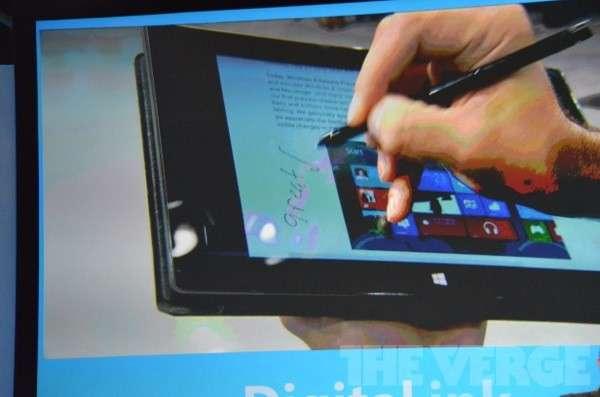 Microsoft Surface, scheda tecnica del tablet anti-iPad [FOTO e VIDEO]