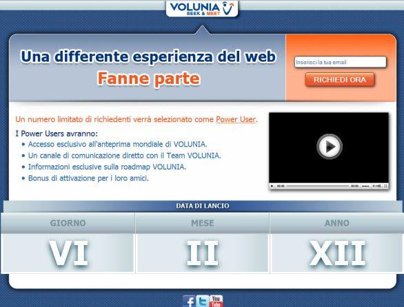 Volunia: Massimo Marchiori cacciato dal progetto prima del lancio