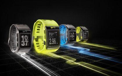 Nike+ Sportwatch: più colore per i nuovi orologi GPS con TomTom