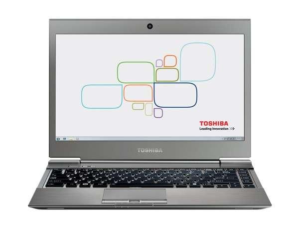 Ultrabook Toshiba all'arrembaggio del Computex 2012 [FOTO]
