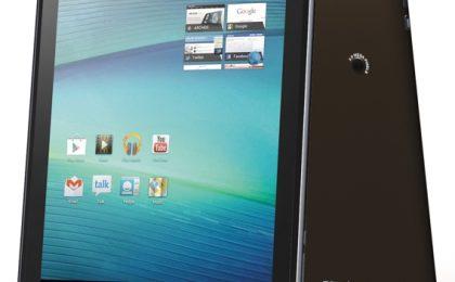 Archos 97 Carbon, tablet Android 4 ICS per tutte le tasche