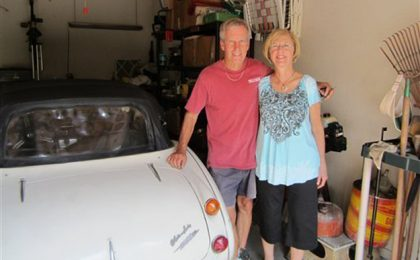 eBay, ritrovata dopo 42 anni un'auto rubata