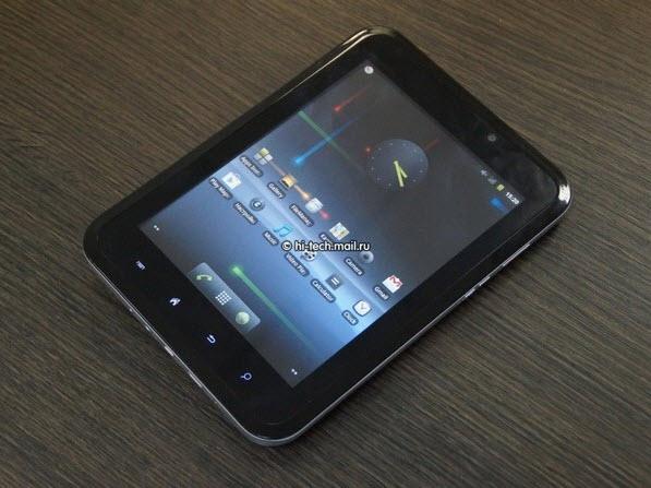 Tablet Android 4 ICS: Hyundai svela tre modelli economici [FOTO]