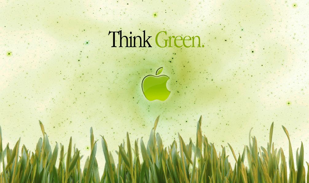 Apple ritorna ecologica e ritorna al programma EPEAT