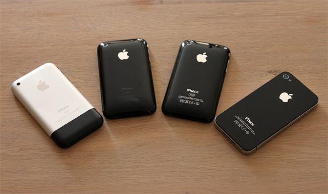 Apple e iPhone, una storia da 150 miliardi di dollari in 5 anni