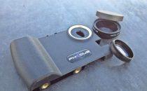 Custodia iPhone Phocus per montare ottiche da reflex [FOTO]