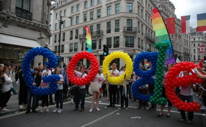 Google Legalize Love: campagna per sensibilizzare i paesi anti-gay