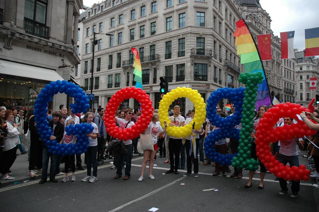 Google Legalize Love: campagna per sensibilizzare i paesi anti-gay