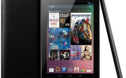 Google Nexus 7: come, dove e quando comprarlo