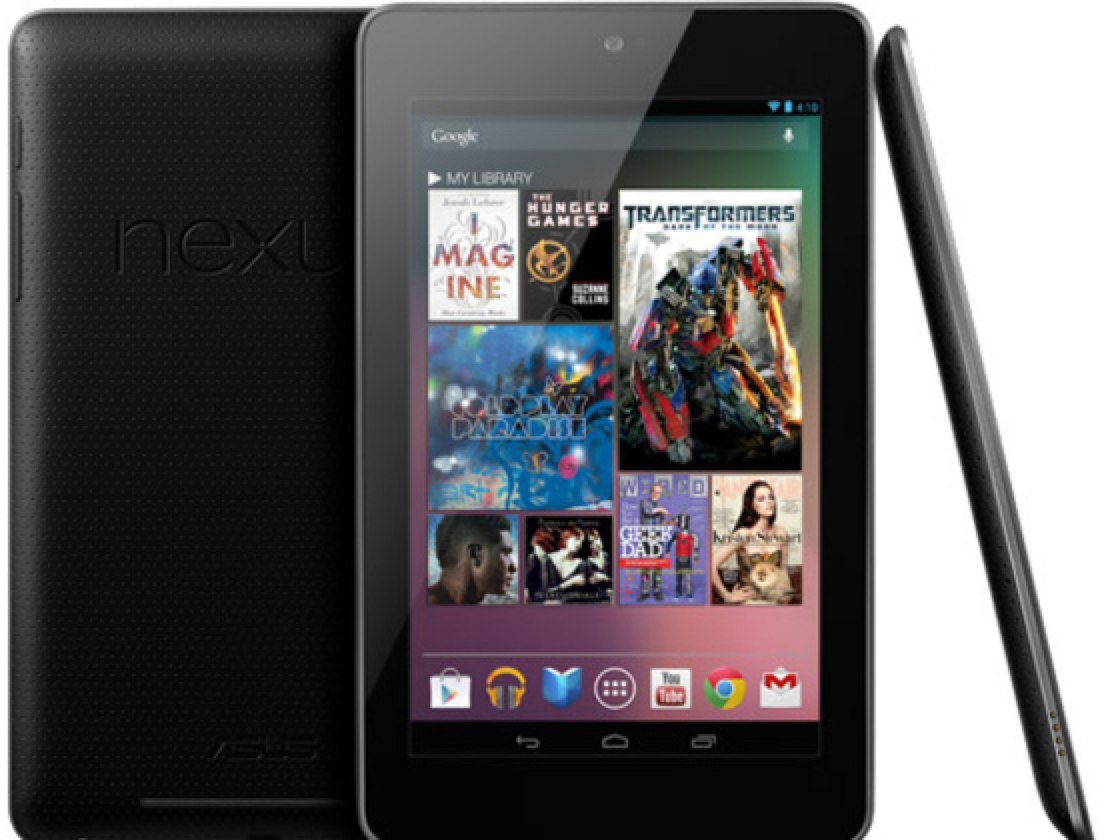 Google Nexus 7: come, dove e quando comprarlo