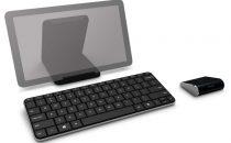 Tablet Windows 8: gli accessori ufficiali Microsoft, mouse e tastiera