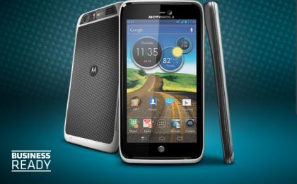 Motorola Atrix HD, l'Android trasformista mostra i muscoli [FOTO]