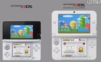 Nintendo 3DS XL in uscita il 28 luglio [FOTO]