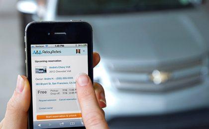 Noleggio auto personale a perfetti sconosciuti? Basta un'app