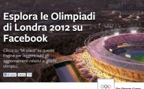 Olimpiadi Londra 2012: Facebook lancia la pagina-portale