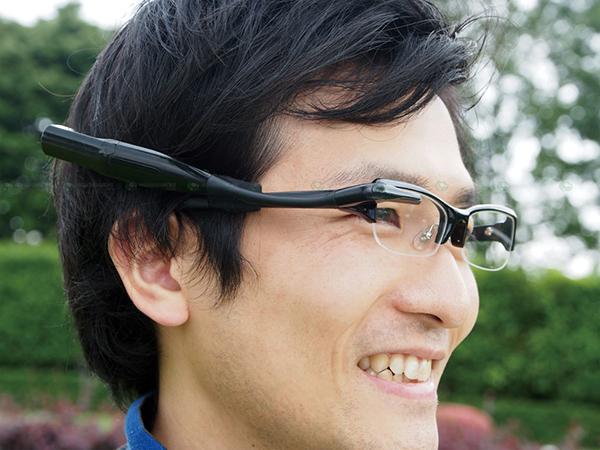Occhiali hitech: anche Apple e Olympus al lavoro
