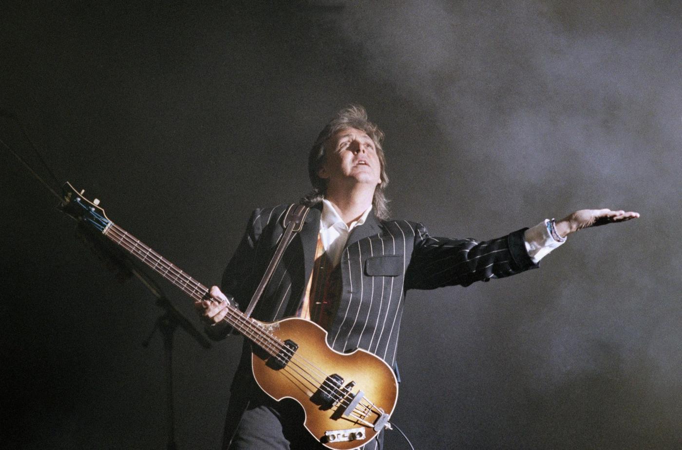 Paul McCartney comporrà le musiche del prossimo videogioco di Bungie