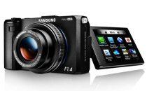 Fotocamera Samsung EX2F con Wi-Fi e display AMOLED [FOTO]