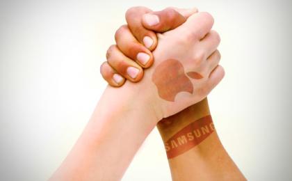 Apple vs Samsung: Cupertino obbligata a pubblicizzare i rivali?