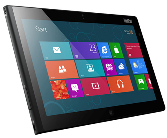 Lenovo ThinkPad Tablet con Windows RT