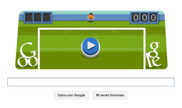 doodle google olimpiadi 2012 calcio