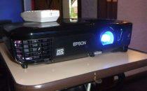 Proiettore Epson EH-TW480: ideale per tipi in movimento [FOTOTEST]