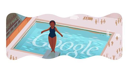 google doodle tuffi olimpiadi 2012