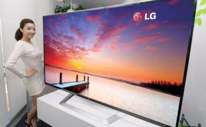 LG 3D TV da 84″: l'Ultra Definizione sul mercato [FOTO]