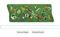 Olimpiadi 2012 Londra: Google Doodle finale e tutta la collezione [FOTO]