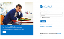 Outlook.com, il nuovo Hotmail stile Windows 8 [FOTO]