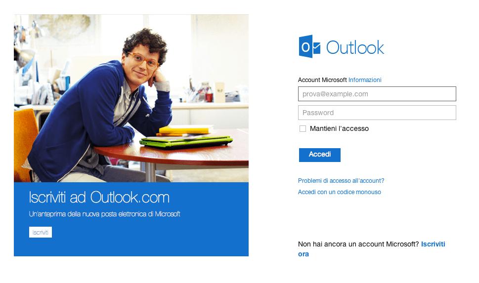 Outlook.com, il nuovo Hotmail stile Windows 8 [FOTO]