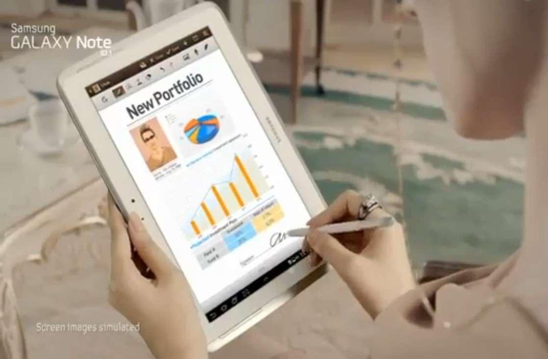 Samsung Galaxy Note 10.1: prezzo da 479€ in Europa, ma non in Italia? [FOTO]