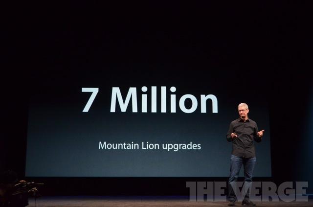 7 milioni mountain lion