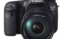 Canon EOS 6D: reflex full frame con Wi-Fi e GPS [FOTO]