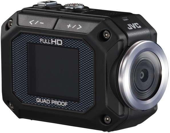 JVC Adixxion: la migliore Action Camera, a 299 euro [FOTO e VIDEO]