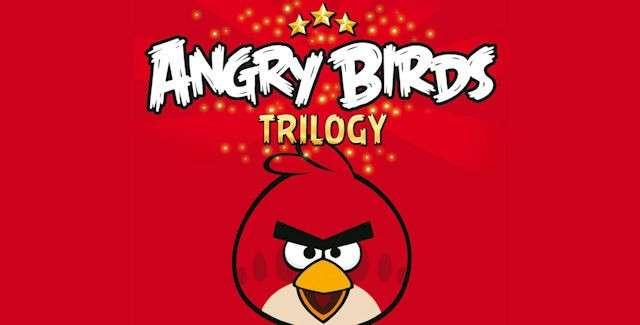 Angry Birds Trilogy plana su PS3, Xbox e 3DS [FOTO]