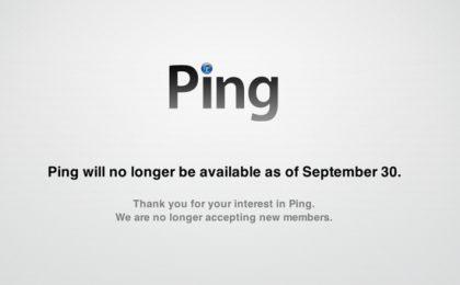 Apple chiude Ping, il social network nato morto