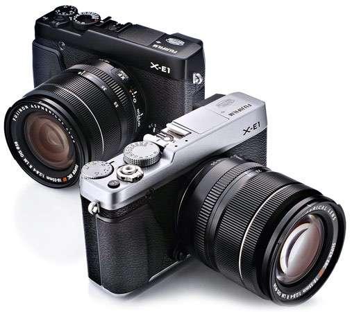 Fujifilm X-E1: fotocamera mirrorless stile vintage [FOTO]