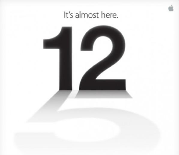 iphone 5 presentazione ufficiale