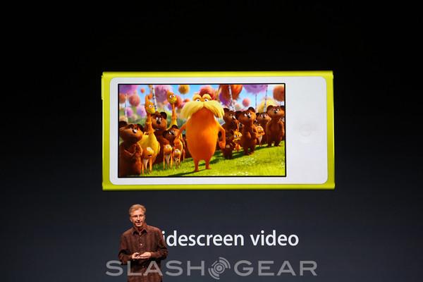 ipod nano video 2012