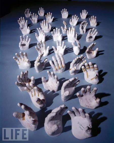 mani astronauta